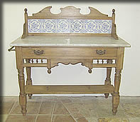Sidetables And Washstands Antique Victorian Pine